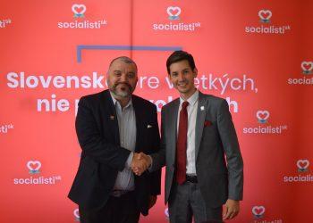 Foto: Facebook - Socialisti.sk