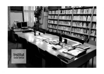 (Foto: Knihovna Bohumíra Šmerala - Inštitút českej ľavice)