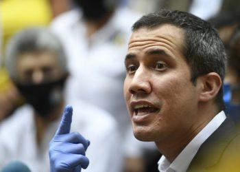 Juan Guaidó (Foto: SITA/AP/Matias Delacroix)