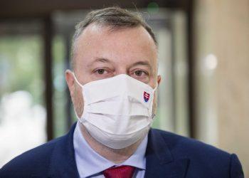 Minister práce, sociálnych vecí a rodiny SR Milan Krajniak  (Foto: SITA/Jana Birošová)