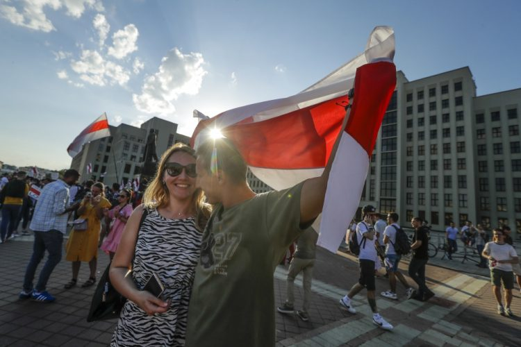 (Foto: SITA/AP Sergei Grits)