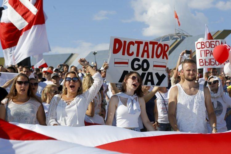(Foto: (SITA/AP/Sergei Grits)