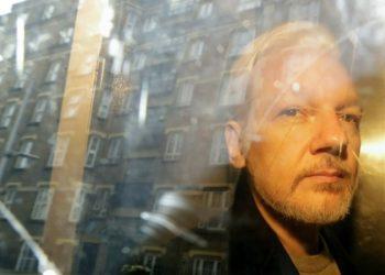 Julian Assange (Foto: SITA/AP/Matt Dunham)
