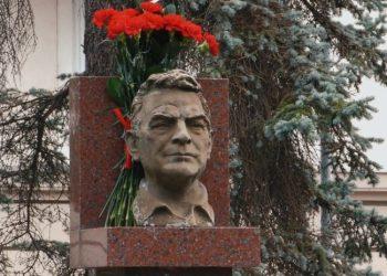 Pamätník Laca Novomeského v Banskej Bystrici