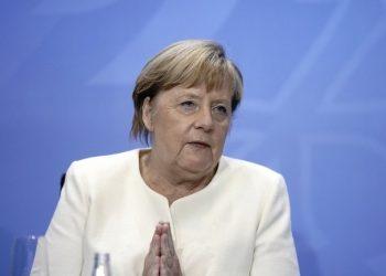 Angela Merkelová (Foto: SITA/AP/ Kay Nietfeld)