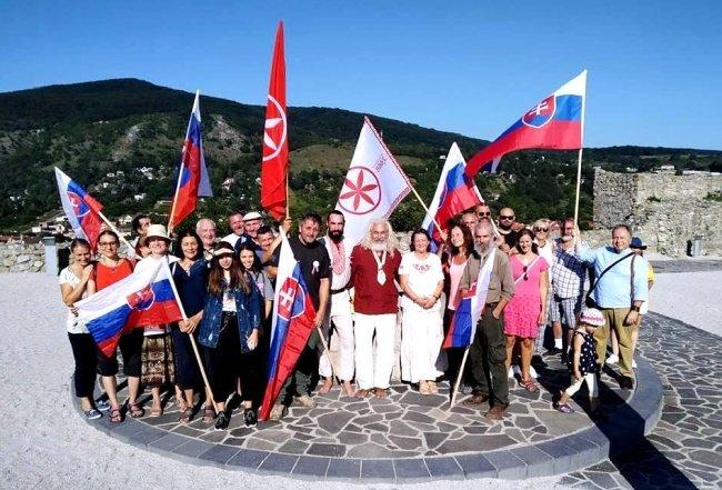 Národné sily spojil Slovenský národný pochod (Foto: Miloš Zverina)