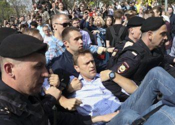 Alexej Navaľnyj (Foto: SITA/AP)