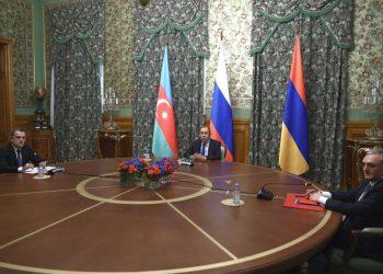 (Foto: SITA/AP/Tlačová služba ruského ministerstva zahraničia)
