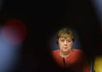 Angela Merkelová (Foto: SITA/AP/GJohanna Geron)