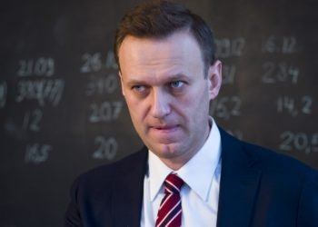Alexej Navaľnyj (Foto: SITA/AP/Alexander Zemlianichenko)