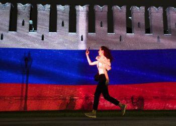 (Foto: SITA/AP/Pavel Golovkin)