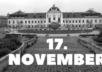 Hodžovo námestie v Bratislave  Foto: ISKRA - 15.11.2020