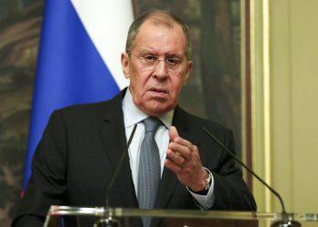 Sergej Lavrov (Foto: SITA/Russian Foreign Ministry Press Service via AP)