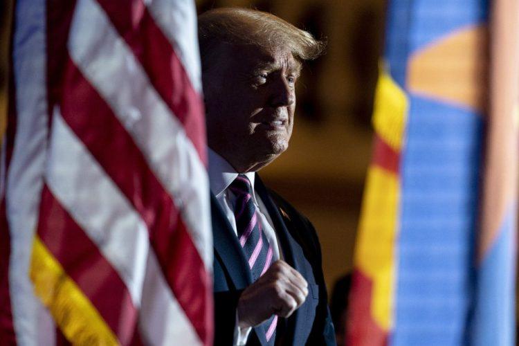 Donald Trump (Foto: SITA/AP Photo/Andrew Harnik)