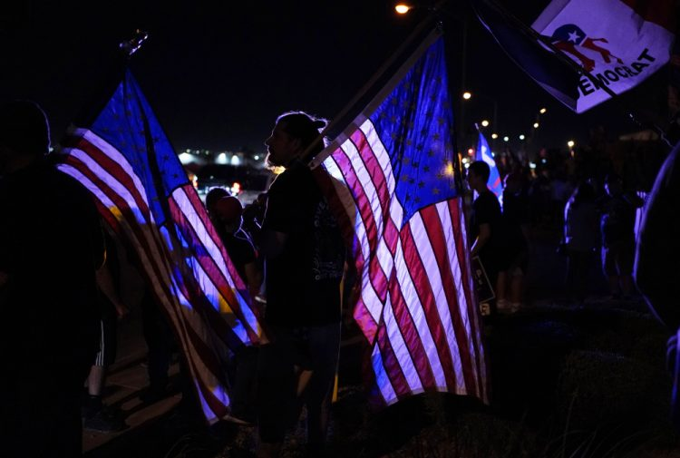 (Foto: SITA/AP Photo/John Locher)