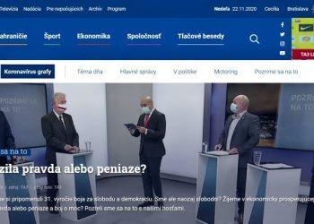 (Foto obrazovky: www.ta3.com)