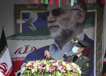 (Foto: SITA/AP/Iranian Defense Ministry)