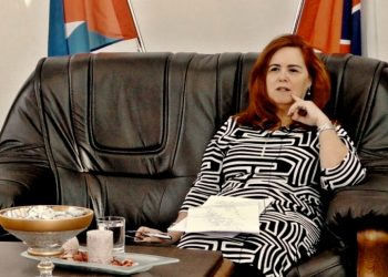 Jej Excelencia Yamila Sonia Pita Montesová, veľvyslankyňa Kubánskej republiky