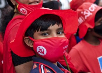 (Foto: Komunistická strana Indie (marxistická)/idcommunism.com)