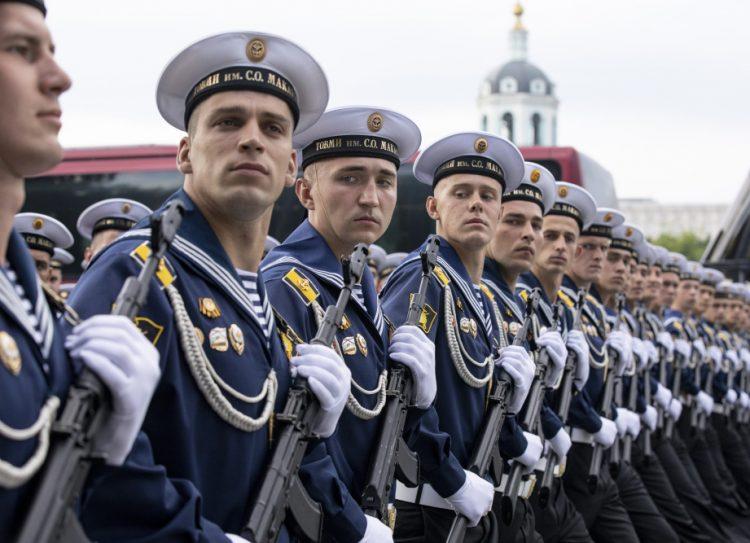 (Foto: SITA/AP/Alexander Zemlianichenko)