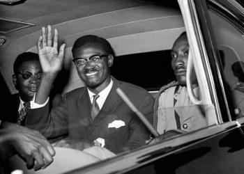 Patrice Lumumba (Foto: SITA/AP)