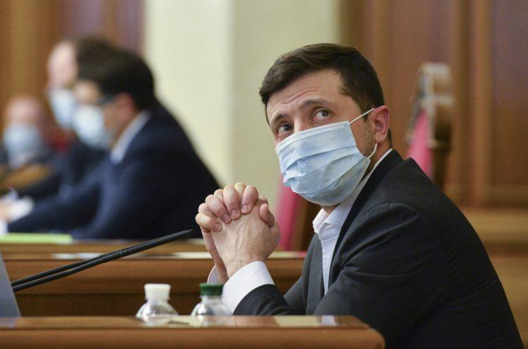 Volodymyr Zelenskij (Foto: SITA/AP Photo)