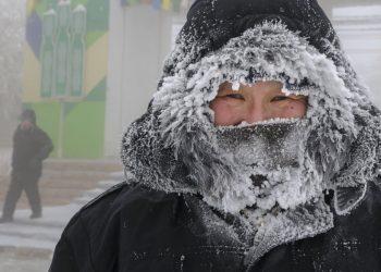 Život pri mínus 58 stupňov Celzia (Foto: SITA/AP Photo/Ajar Warlamov)