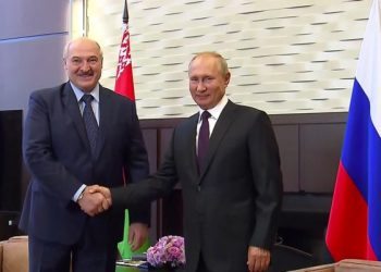 (Foto: SITA/AP/Russian Presidential Press Service)