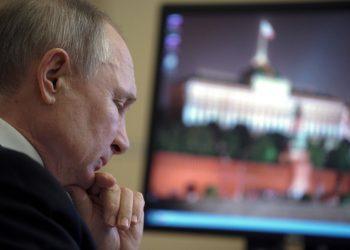 Vladimir Putin (Foto: SITA/Alexei Druzhinin, Sputnik, Kremlin)