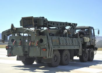 S-400 (Foto: SITA/AP/Turkish Defence Ministry)