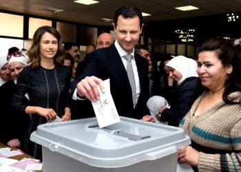Asma al-Assadová (45 rokov) sa narodila a strávila začiatok života v Londýne (Foto: SITA/AP/Syrian Presidency)