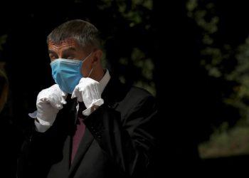Andrej Babiš (Foto: SITA/AP Photo/Petr David Josek,)