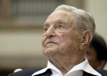 George Soros (Foto: SITA/AP Photo/Ronald Zak)