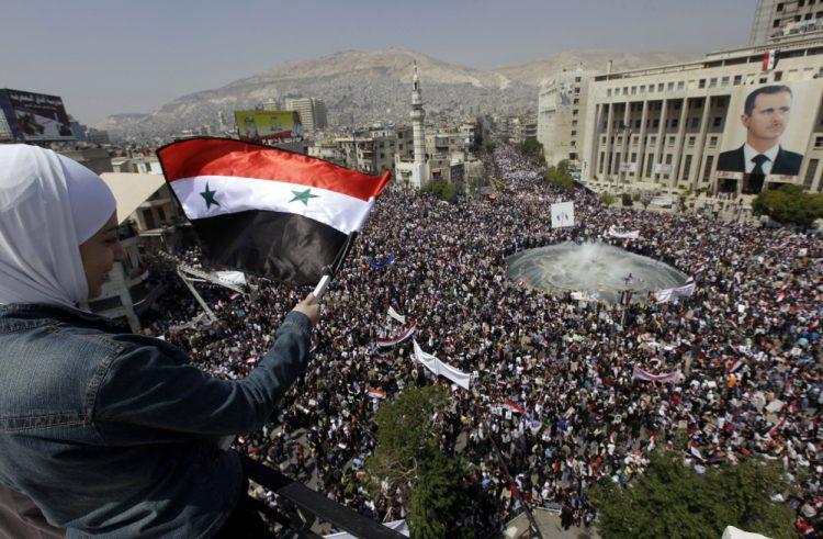 (Foto: SITA/AP Photo/Bassem Tellawi)