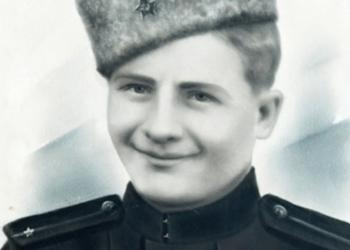 Alexej Fiodorovič Lebedev (Foto: pamyat-naroda.ru)