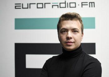 Roman Protasevič (Foto: SITA/AP/Euroradio)