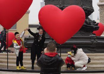 (Foto: SITA/AP Photo/Ng Han Guan)