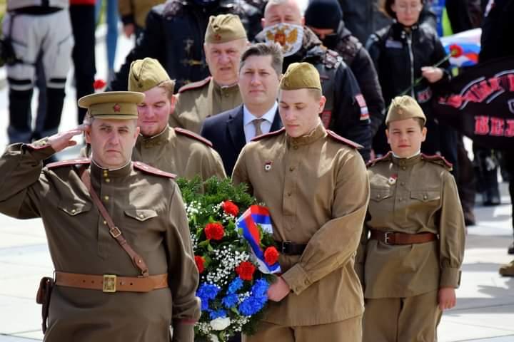 (Foto: OZ Pamäť histórie Oslobodenia)