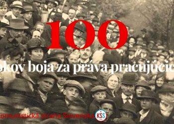 (Foto: facebook.com/KomunistickaStranaSlovenska)
