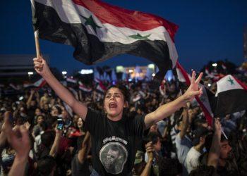 (Foto: SITA/AP Photo/Hassan Ammar)