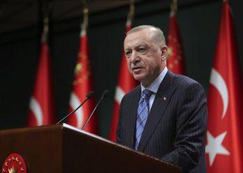 (Foto: SITA/AP/Mustafa Kamaci/Turkish Presidency)