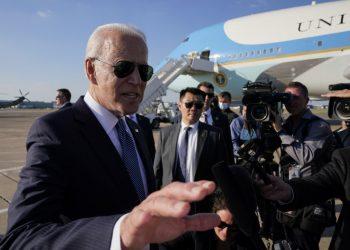 Joe Biden (Foto: SITA/AP Photo/Patrick Semansky))