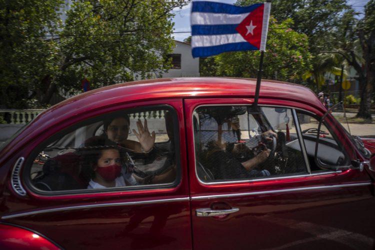 (Foto: SITA/AP Photo/Ramon Espinosa)