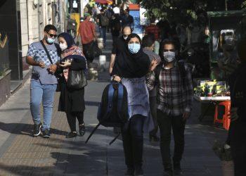 Život v Teheráne (Foto: SITA/AP Photo/Vahid Salemi)