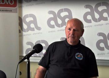 Peter Staněk (Foto z videa: Peter Kele/youtube.com)