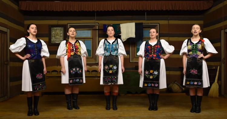 """Slováci v Poľsku (Foto z videa"""" Milica Majeriková/youtube.com)"""