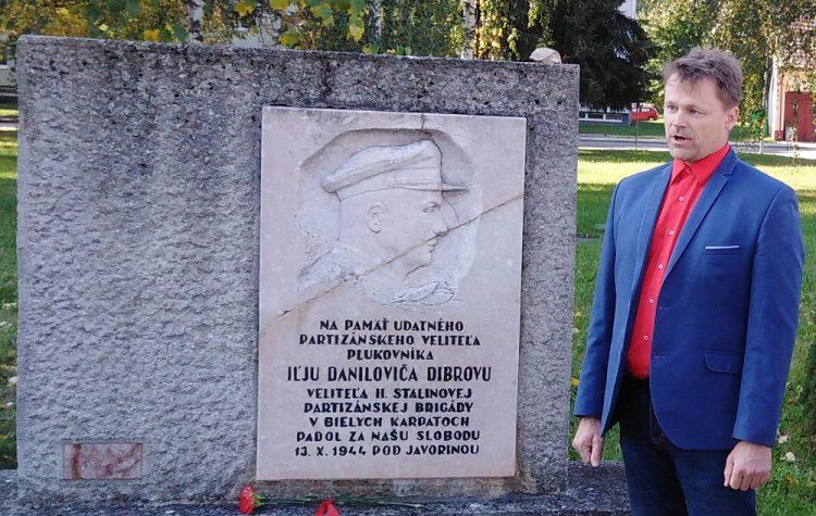 Peter Černák zo strany Vzdor (Foto: Alex Velitš)