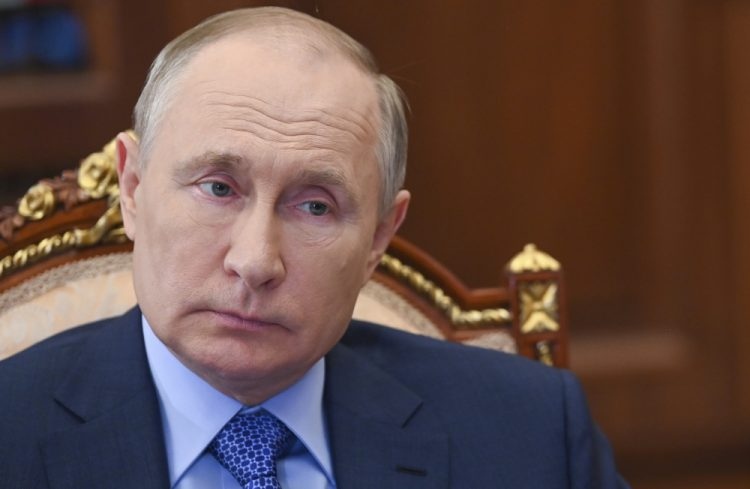 Vladimir Putin (Foto: SITA/AP/Aleksey Nikolsky, Sputnik, Kremlin)