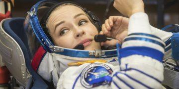 (Foto: SITA/AP/Andrey Shelepin, Roscosmos Space Agency)
